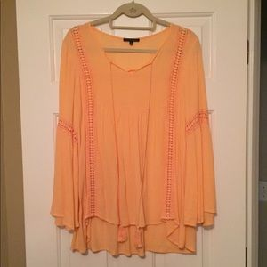 Boutique top/tunic. Size small. Staccato brand